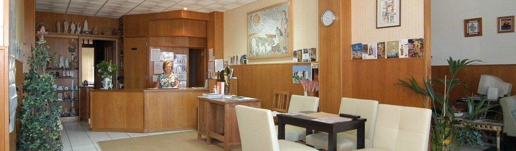 Pereira Guesthouse - recepcion